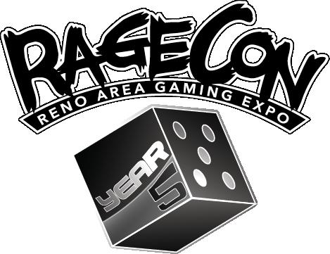 RAGECON 2018 • RENO AREA GAMING EXPO